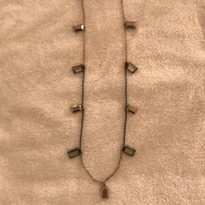 "Ann Taylor 30"" Long Necklace"